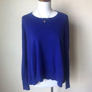 Victoria's Secret Royal Blue Pullover Sweater
